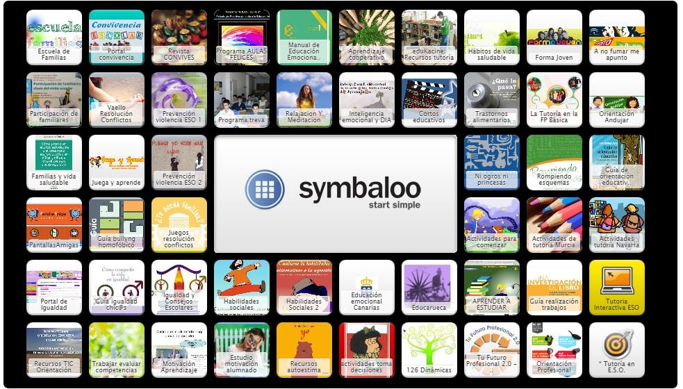 symbaloo acción tutorial