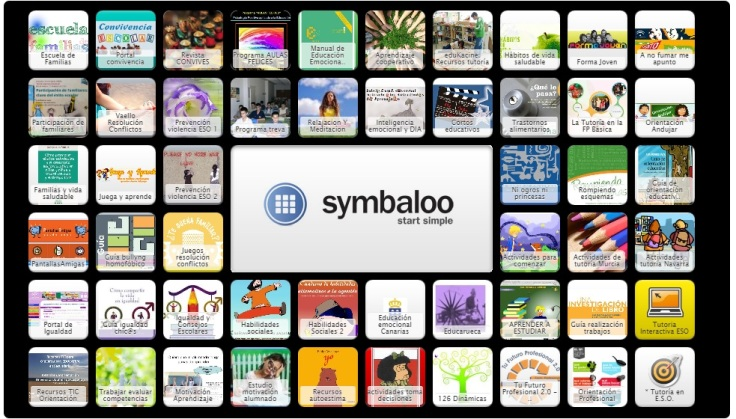 symbaloo acción tutorial