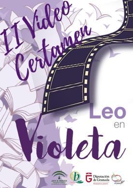 cartel II Encuenro LEO EN VIOLETA