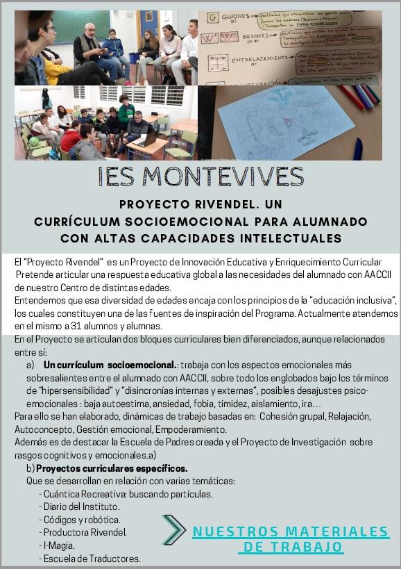 IES MONTEVIVES (Las Gabias)
